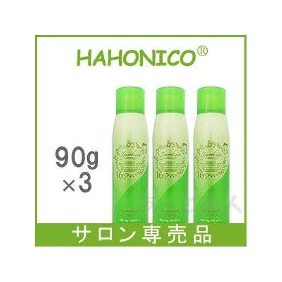 移動ヘクタールウイルス【X3個セット】 ハホニコ ジュウロクユ ツヤスプレー 90g 十六油 HAHONICO