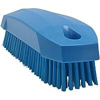 Vikan(ヴァイカン) まな板洗浄ブラシ ブルー 6441 ボディ部=ポリプロピレン フィラメント=ポリエステル JBLE705