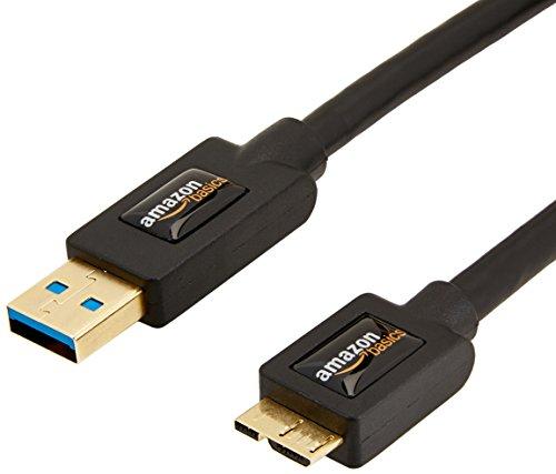Amazonベーシック USB3.0ケー...