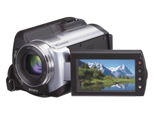 ソニー SONY デジタルHDビデオカメラレコーダー ハンディーカム XR100 80GHDD HDR-XR100/S