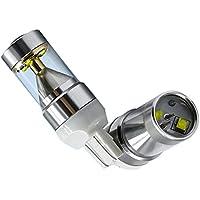 HONDA N-ONE(マイナー前) H24.11-H26.4 JG1・2 プレミアム・プレミアムツアラー バックランプ 【T20シングル】 発光色 ホワイト 2個入り CREE LED T20 ネコポス便 K&M