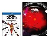 【Amazon.co.jp限定】2001年宇宙の旅 HDデジタル・リマスター&日本語吹替音声追加収録版 ブルーレイ (初回限定生産/2枚組/ブックレット&アートカード付)(オリジナルA4クリアファイル付) [Blu-ray]