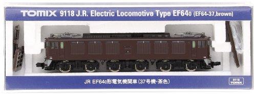 TOMIX Nゲージ 9118 JR EF64-0形電気機関車 (37号機・茶色)