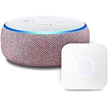 Echo Dot 第3世代 - スマートスピーカー with Alexa、プラム + Nature スマートリモコン Remo mini