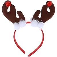Lovoski クリスマス衣装 鹿 妖精 祭り 子供向け パーティー 面白い 雰囲気強く 伸縮性  柔らかく 全2色