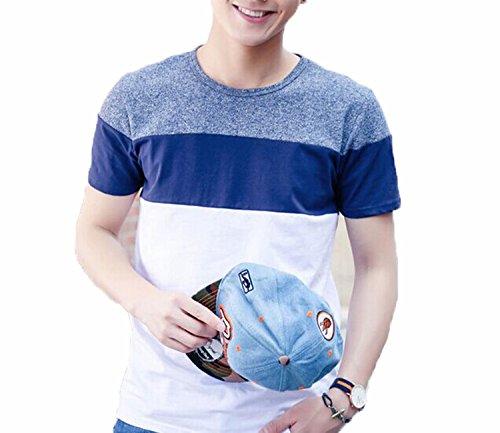 (モリハニ) moli&hani メンズ Tシャツ 半袖 男の子 ショートスリーブ 男性 コットン M L XL 2XL