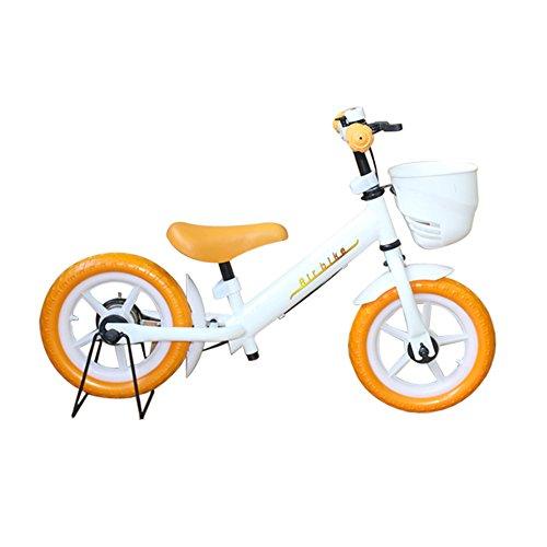 キッズバイク 自転車 ブレーキ付き ペダルなし自転車 幼児用...