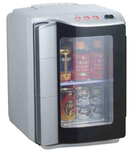 ポータブル温冷庫20L カラー/シルバー RA-H20-S