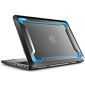 i-Blason 耐衝撃 Dual Layer Protective Case (MacBook Pro 15-inch 2016, Blue) 日本正規総代理店