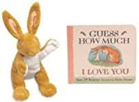 Guess How Much I Love You Gift Set - Bunny & Book by Kids Preferred