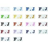 セミオーダーワイシャツ 【オプション】 イニシャル刺繍 軽井沢シャツ [A00OPS001]