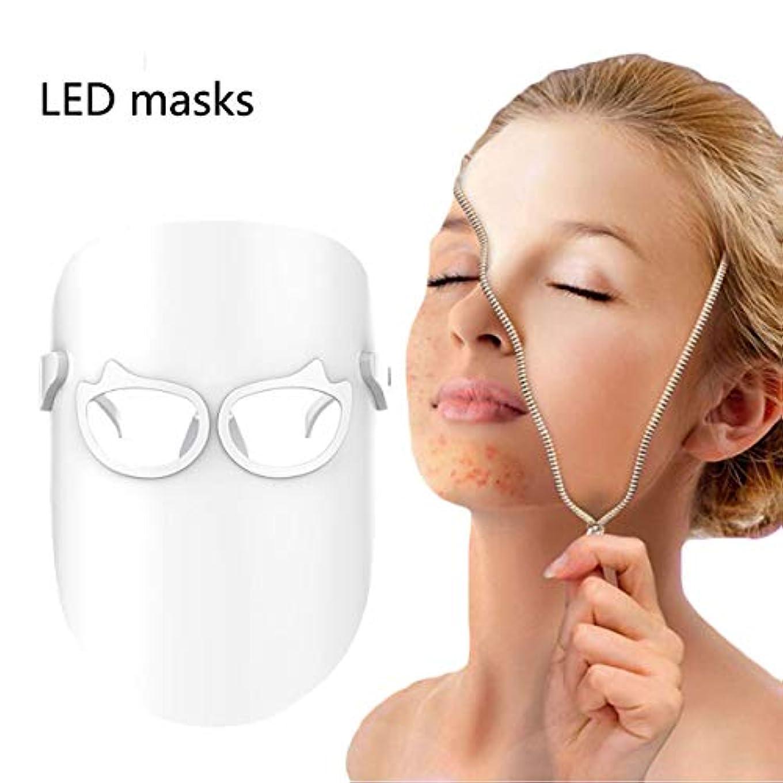 十年打ち負かすトランペット美容機器のスペクトルマスクは、光肌の若返りフェイススキンケアアンチエイジングしわの除去そばかすの除去を導きました
