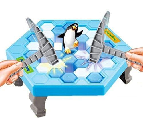 パーティーCoボードIce Breaking保存をペンギンGreat Family Funペンギントラップアクティブゲーム