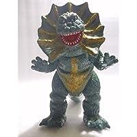 円谷 ウルトラ ソフビ ウルトラ怪獣  ウルトラマン ジラース 1995 日本製 約17cm