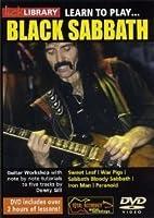 MUSIC SALES LTD - Guitare-méthodes - Black Sabbath - Learn To Play Black Sabbath