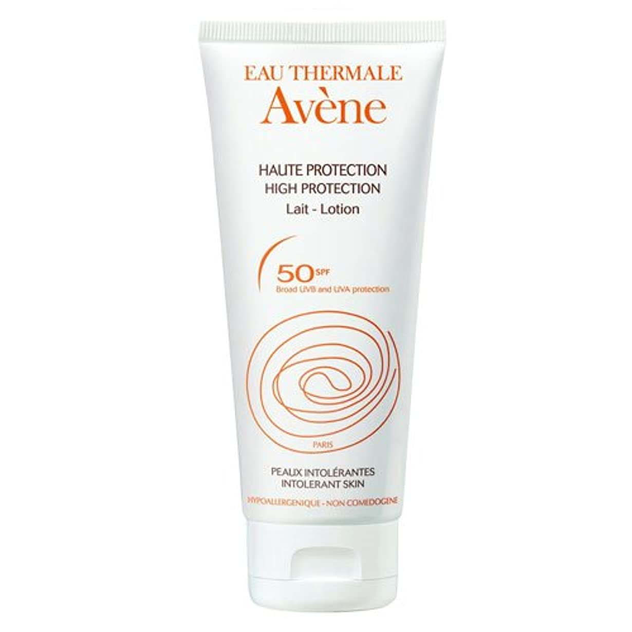 祖先降伏推測Avene Sunscreen Mineral Milk 50+ 100ml [並行輸入品]
