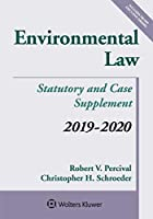 Environmental Law: Statutory and Case Supplement 2019-2020 (Supplements)