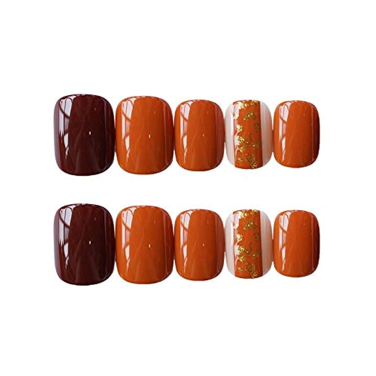 王位ブレースマイコンDARLE HOME ネイルチップ つけ爪 付け爪 つけ方簡単 ネイル デコネイルコレクション シール ハロウィン 母の日 パーティ 人気 毎日変身 24枚セット