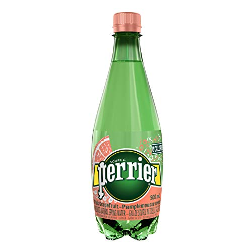 Perrier(ペリエ) ピンクグレープ PET 500ml×24本[直輸入品]