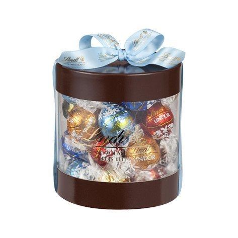 リンツ(Lindt)チョコレート リンドール・ギフトボックス7種類アソート25個入