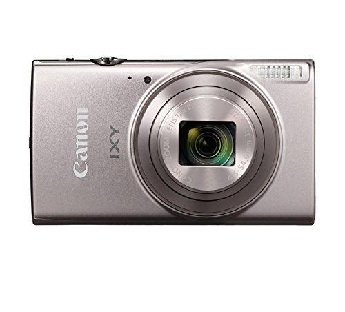 Canon コンパクトデジタルカメラ IXY 650 シルバー 光学12倍ズーム IXY650(SL)