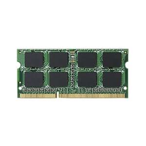 ELECOM ノートPC用増設メモリ DDR3L-1600 PC3L-12800 8GB 低電圧 EV1600L-N8G/RO