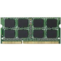 ELECOM ノートPC用増設メモリ DDR3L-1600 PC3L-12800 4GB 低電圧 EV1600L-N4G/RO