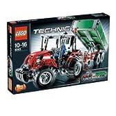 LEGO 8063 TECHNIC Tractor with Trailer(レゴ テクニック トレーラー付きトラクター) 並行輸入品