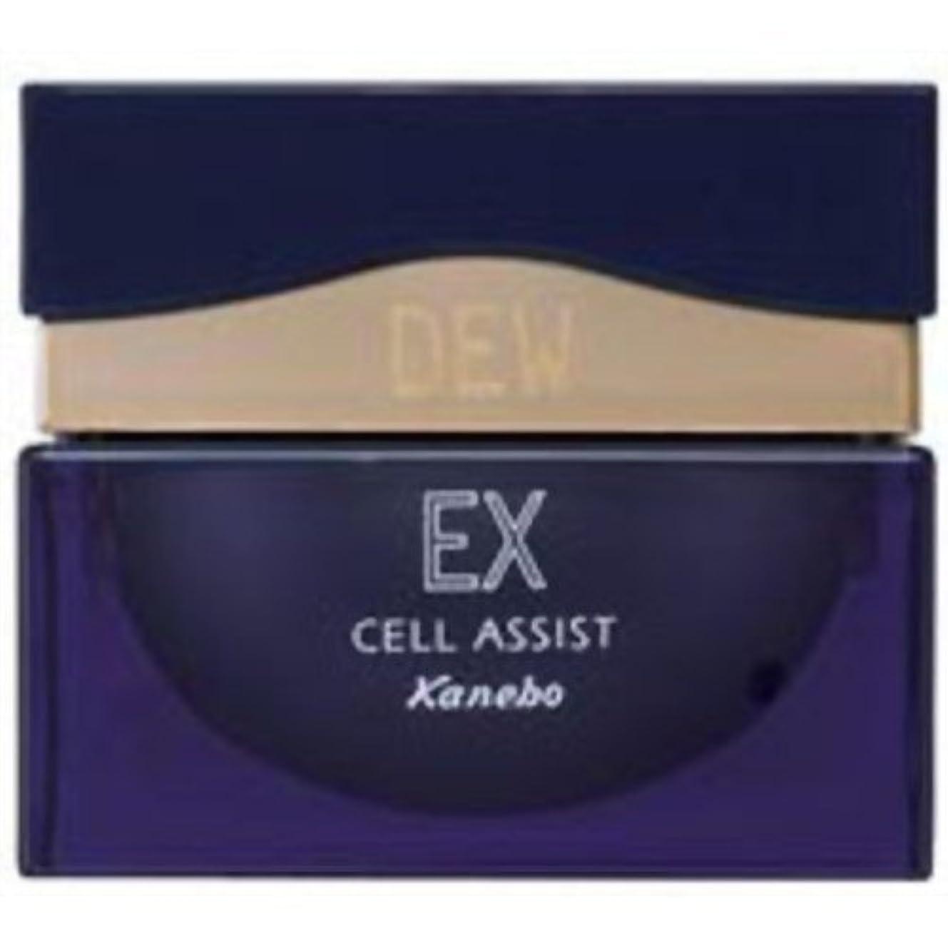 素晴らしい更新する性別カネボウ DEW EXセルアシスト 30g