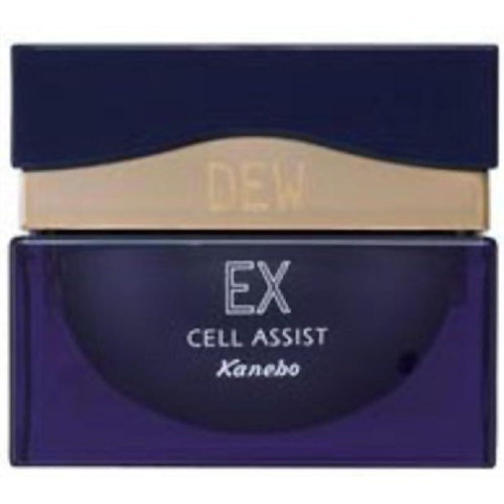 美人ホラー提案カネボウ DEW EXセルアシスト 30g