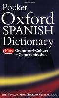 Pocket Oxford Spanish Dictionary: Spanish-English, English-Spanish