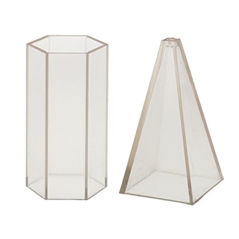 Baosity DIY キャンドル 幾何学形状 金型 石鹸金型  手作り 石鹸 キャンドル モールド 工芸品