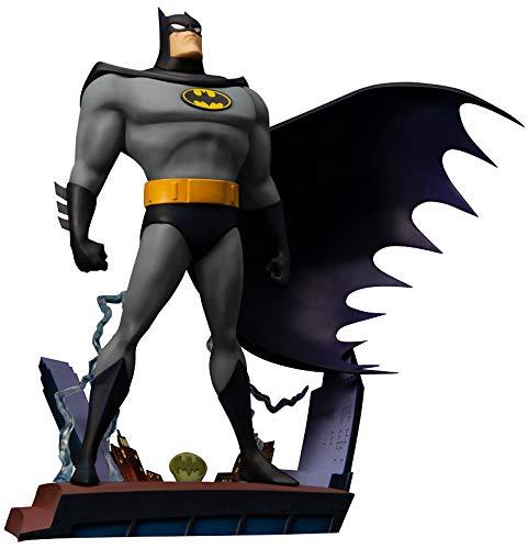 ARTFX+ DC UNIVERSE バットマン アニメイテッド オープニングエディション 1/10スケール PVC製 塗装済み完成品フィギュア