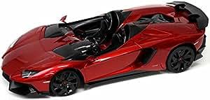 1/12スケール RCカー ランボルギーニ アヴェンタドール J(イオタ) Lamborghini Aventador Jota ライセンスラジコン