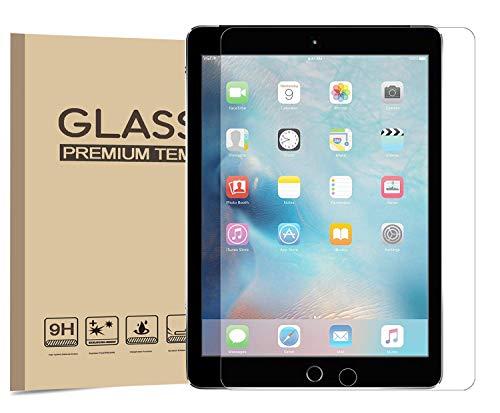 【2枚入り】iPad Mini / Mini2 / Mini3 ガラスフィルム ブルーライト 3倍強化 液晶保護 9H スクラッチ防止 指紋拭きやすい 気泡自動排除 自動吸着 軽量 薄型 3D 硬度9H指紋防止 防爆裂液晶保護