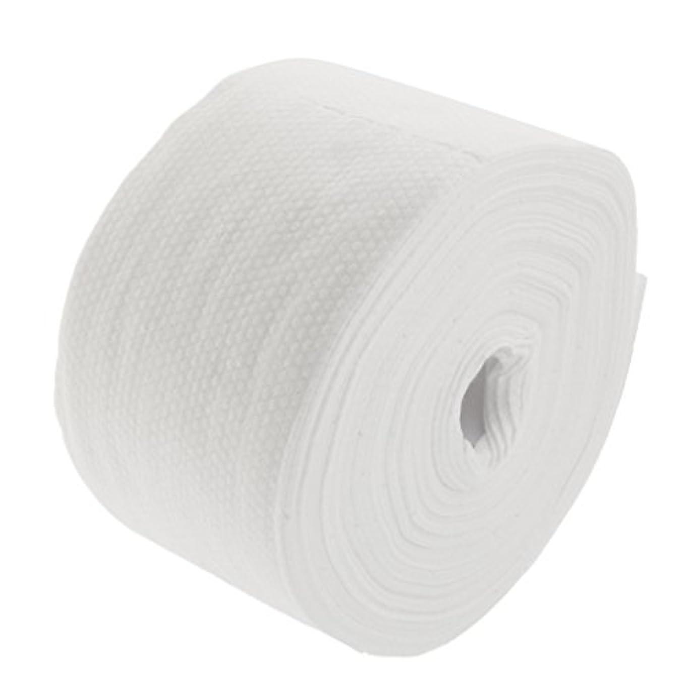 叱る赤ちゃん侵略30メートルの使い捨て可能な綿タオル繊維クレンジングフェイシャルワイプメイク落とし - #2