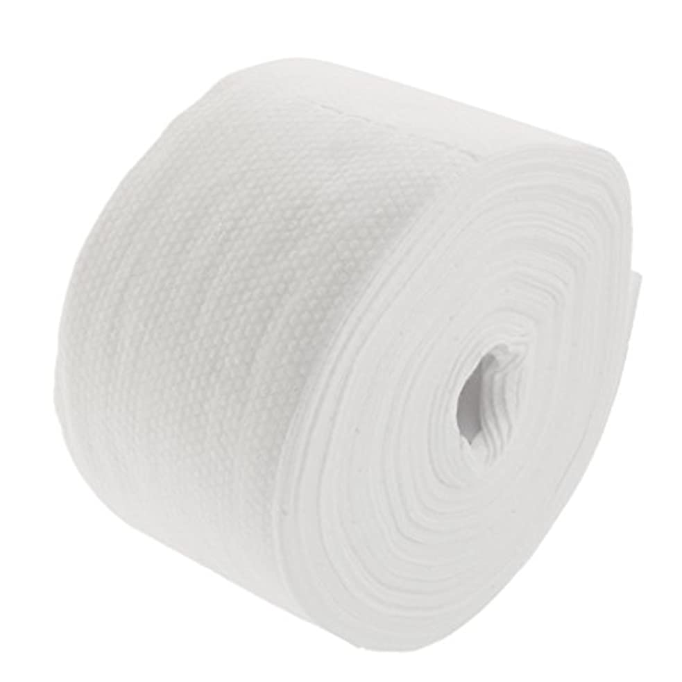 ドメインマオリ熟達したロール式 使い捨て フェイシャルタオル 30M 使い捨てタオル 繊維 クレンジング フェイシャル メイクリムーバー 2タイプ選べる - #2
