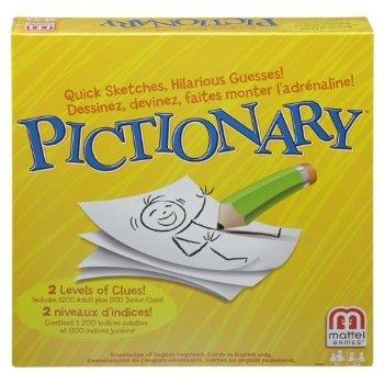 ピクショナリー (Pictionary) [並行輸入品] ボードゲーム