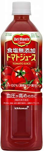 デルモンテ 食塩無添加 トマトジュース 900g ×12本