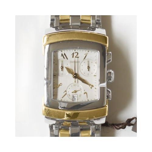 DAMIANI ダミアーニ 30001378 腕時計 ゴールド/シルバー[並行輸入品]