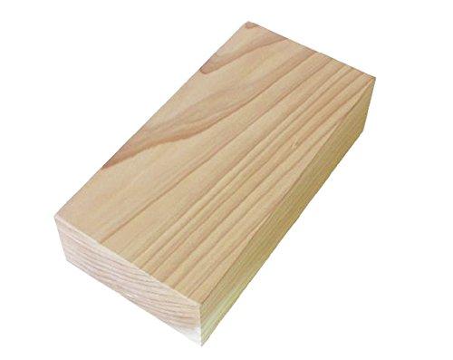 池川木材 レンガ 杉 もくレンガ 木 20×10×5cm...