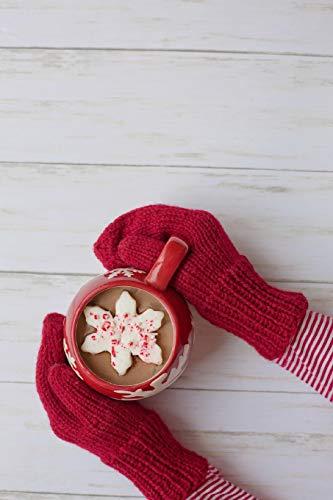 [画像:Hot Cocoa and Red Mittens Journal: 150 Page Lined Notebook/Diary]