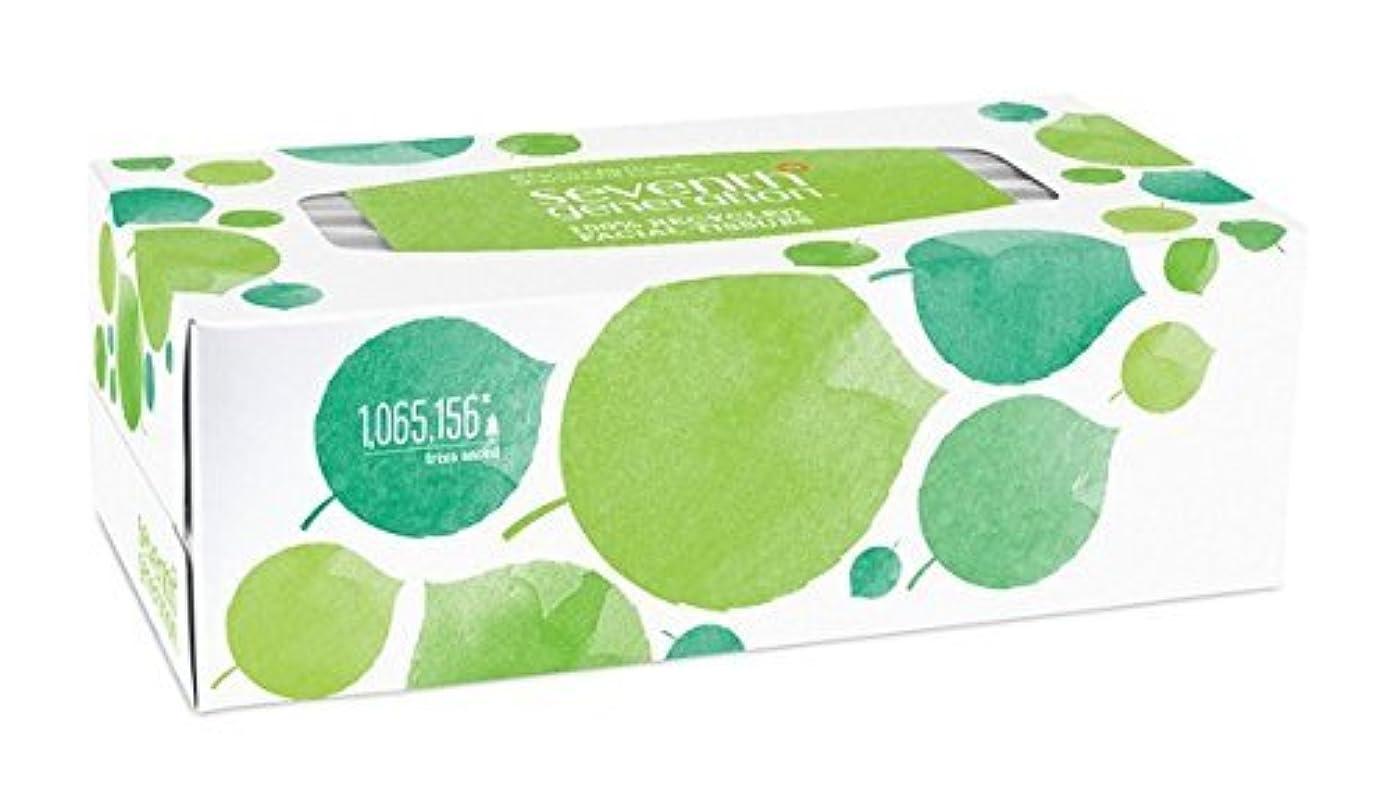 ビュッフェ証言するスリッパSeventh Generation Facial Tissue, 2-Ply Sheets, 175-Count Boxes (Pack of 36) by Seventh Generation