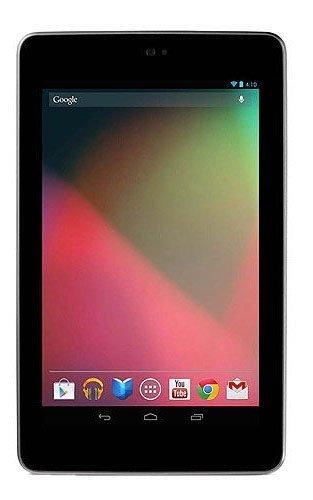 ASUS Google Nexus 7 Tablet (7-Inch 16GB) 2012 Model (Certified Refurbished) [並行輸入品]