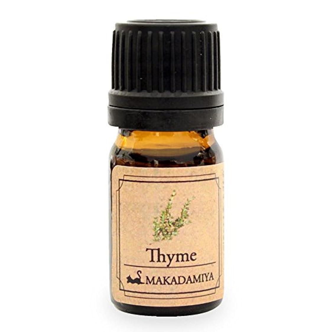 動詞敬な収縮タイム10ml 天然100%植物性 エッセンシャルオイル(精油) アロマオイル aroma Thyme