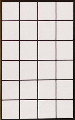 アサヒペン 30%明るく 2倍強い 障子紙 のり貼り 94cmX7.2m 無地 S-40