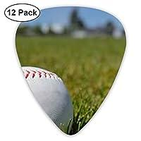 エレクトリックギター、アコースティックギター、ギターセレクション12ピースに適した草野球ソフトボール。