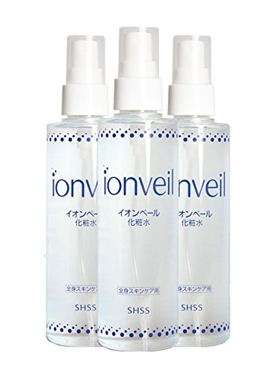 おもしろい南アメリカ温室イオンベール化粧水 3本セット