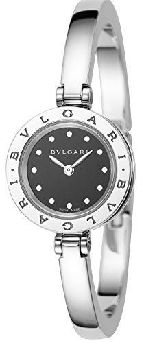 [ブルガリ]BVLGARI 腕時計 B-ZERO1 ブラック文字盤 BZ23BSS.M レディース 【並行輸入品】