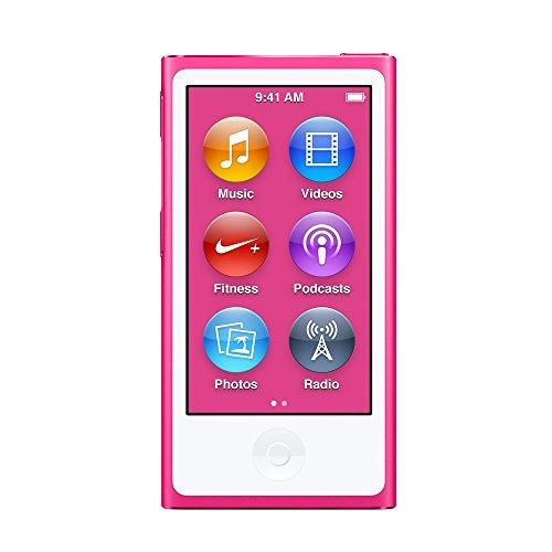 Apple iPod nano 16GB 第7世代 2015年モデル ピンク MKMV2J/A